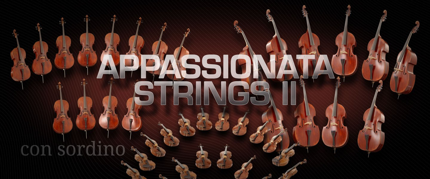 Appassionata Strings II Header