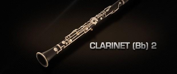 Clarinet Bb 2 Header