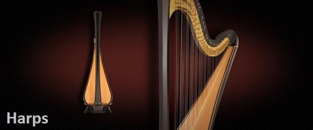 Harps Header