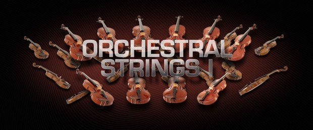 Orchestral Strings I Header
