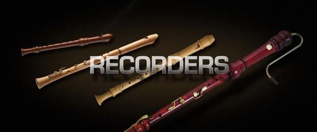 Recorders Header