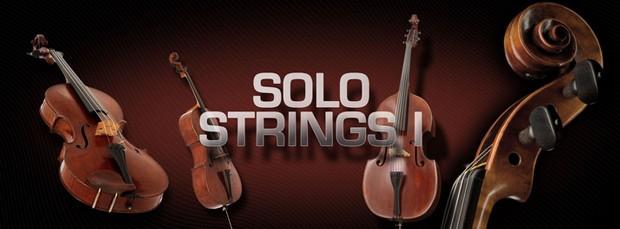 Solo Strings 1 header