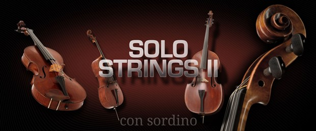 Solo Strings II Header