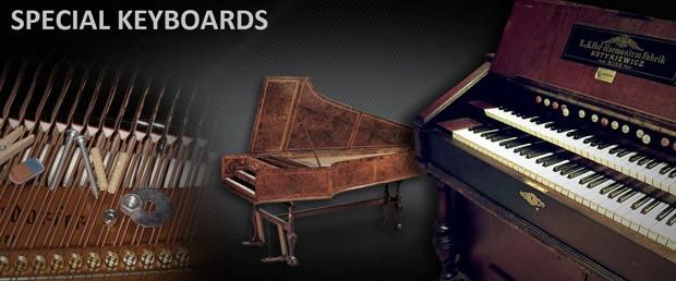 Special Keyboards Header