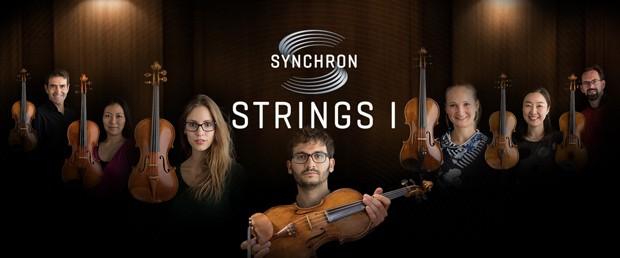 Synchron Strings I Header
