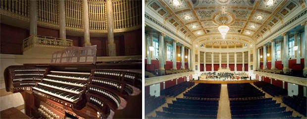 Konzerthaus Organ Collage Fr