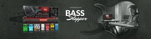 Bass Slapper Header