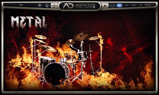 metal screenshot