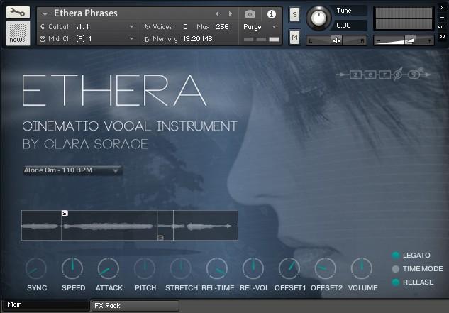Ethera Main GUI