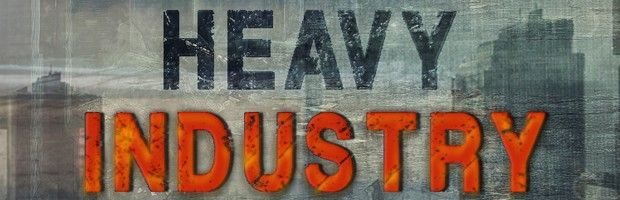 Heavy Industry Header