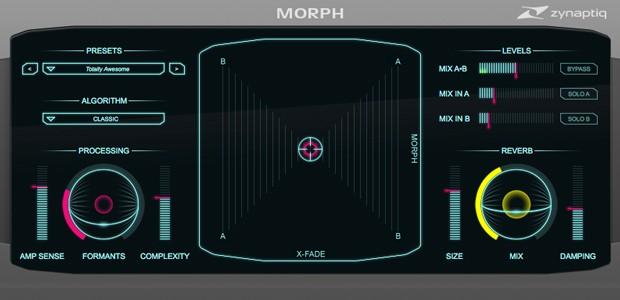 Morph Screen