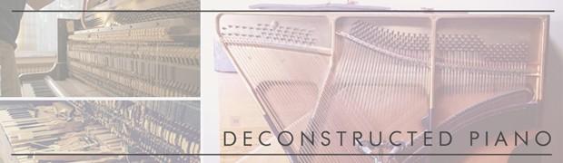 Deconstructed Piano Header