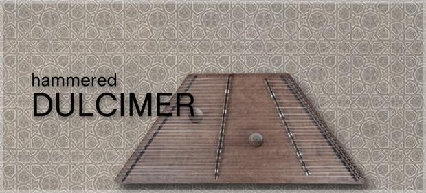 Hammer Dulcimer Header