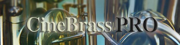 CineBrass Pro Banner