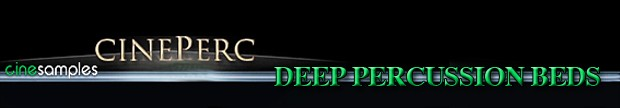 Deep Percussion Beds Header