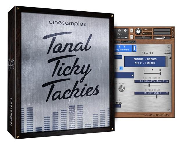 Tonal Ticky Tackies