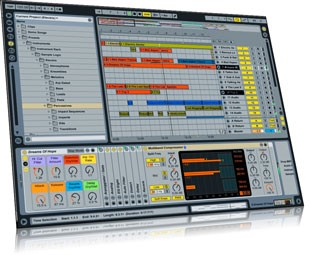 Ableton Live Screen