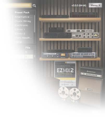 Bass Toolbox - EZmix-Pack EN