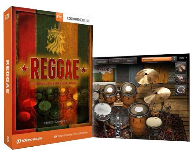 EZX Reggae Screen