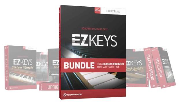 EZkeys Bundle Header
