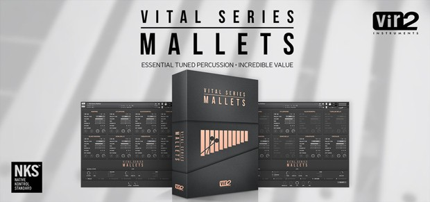 Vital Series Mallets Header