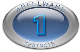 Apfelwahn Testnote 1