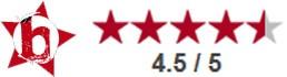 Bonedo 4,5 stars