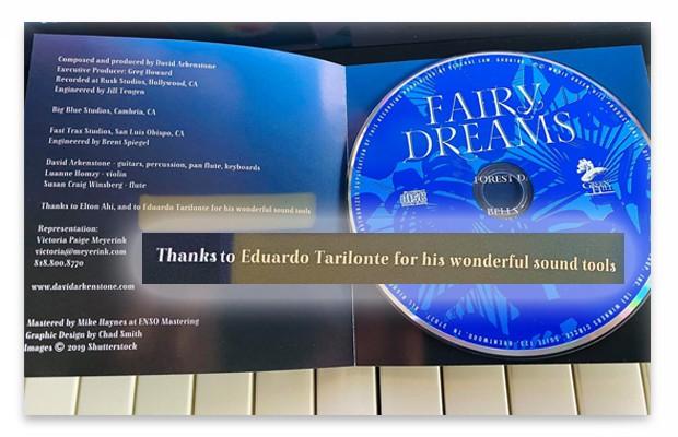 Fairy Dreams credit