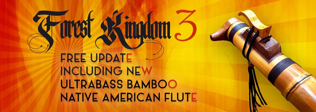 Forest KIngdom 3 Update