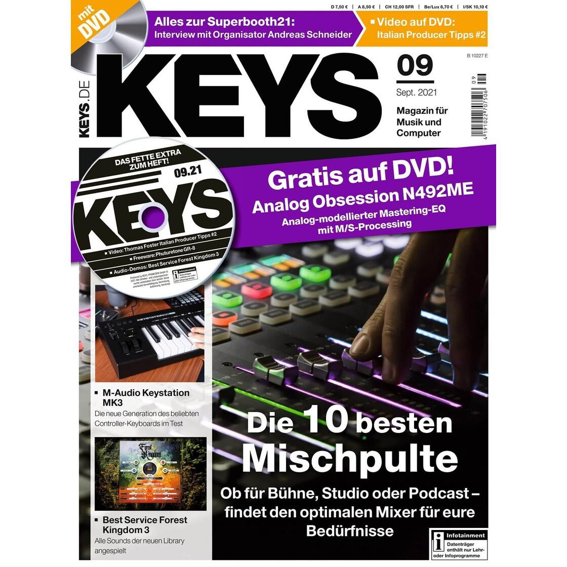 Keys Magazin