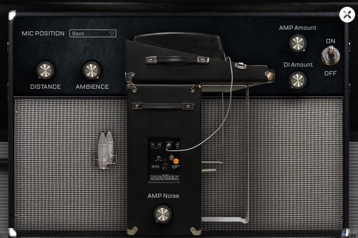 VTines Suitcase Amp