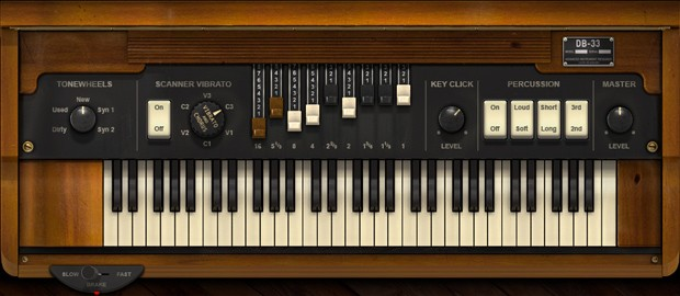 DB-33 Instrument