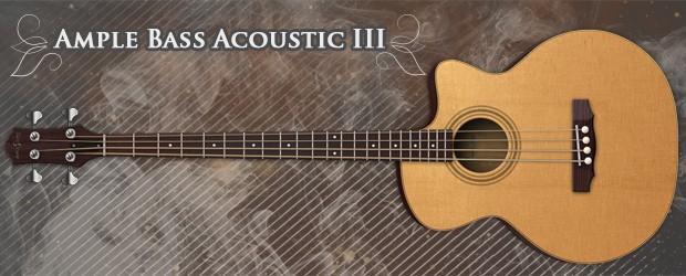 Acoustic Bass III Header