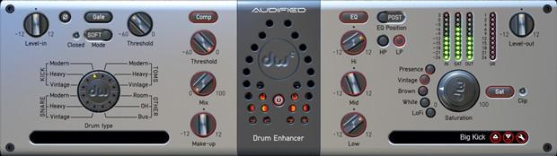 DW Drum Enhancer Screen