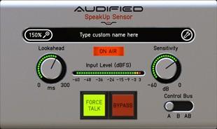 SpeakUP Sensor GUI