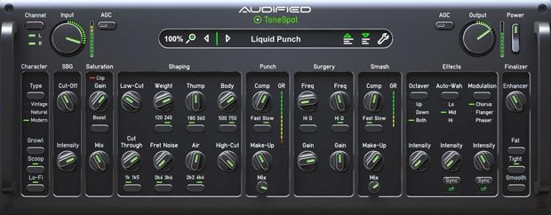 ToneSpot Bass Pro Header