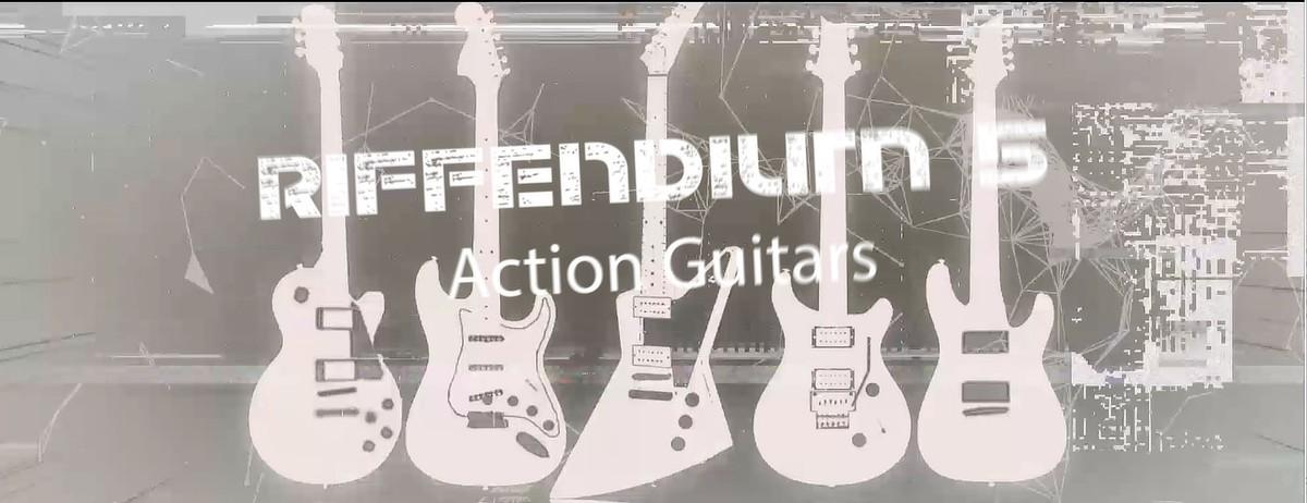 Riffendium Vol.5 Header Banner