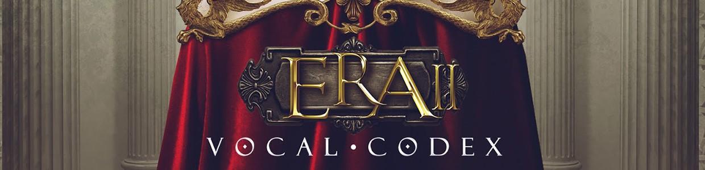 ERA Vocal Codex Banner Engine Artists