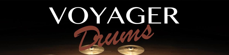 Voyager Drums Banner Engine Artists