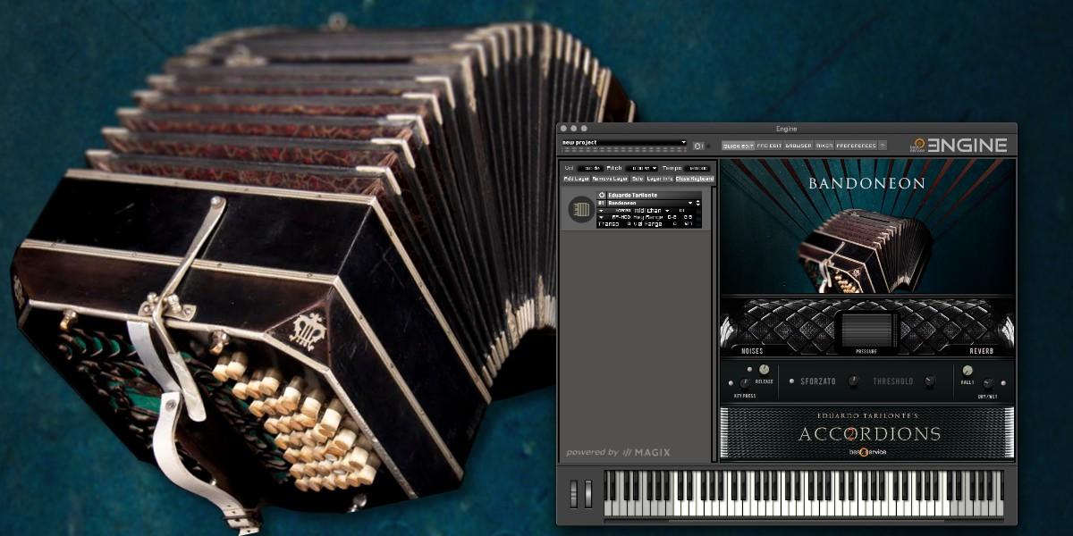 Accordions 2 Bandoneon Screenshot