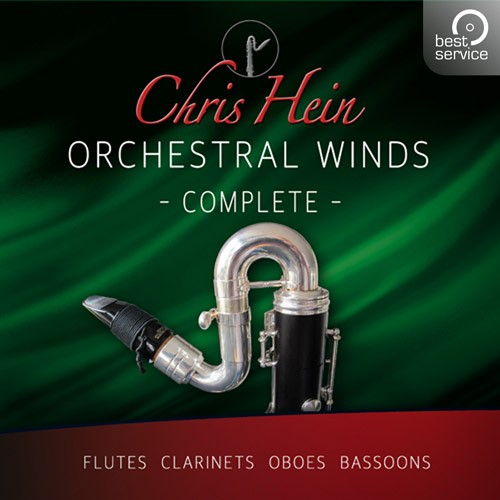 CH Orchestral Winds Title