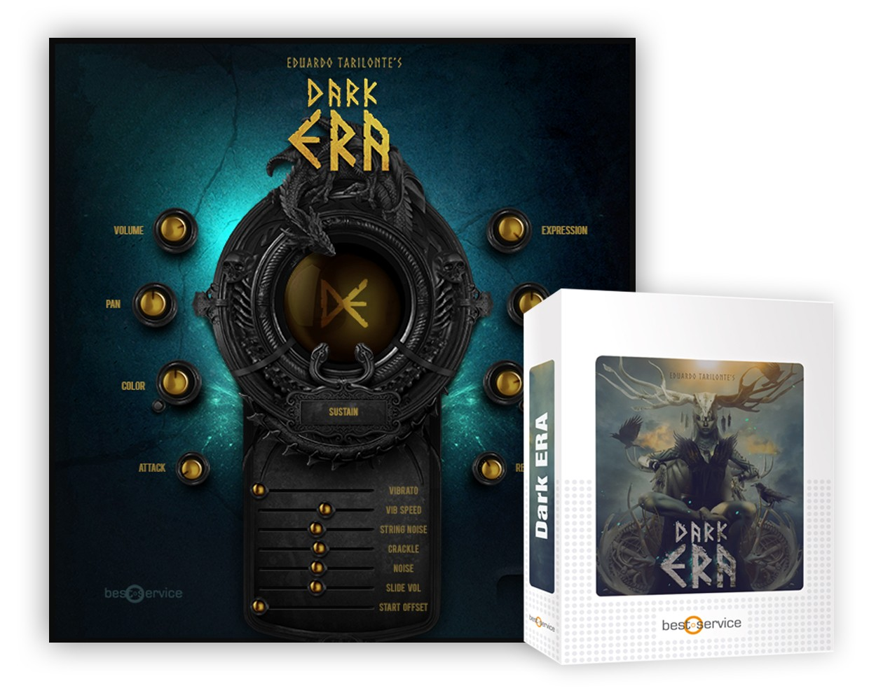 Dark ERA Box and GUI Image