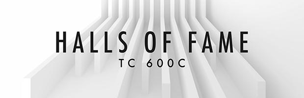 Halls Of Fame TC 600 C HEader