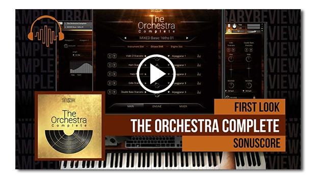 The Orchestra Complete first look