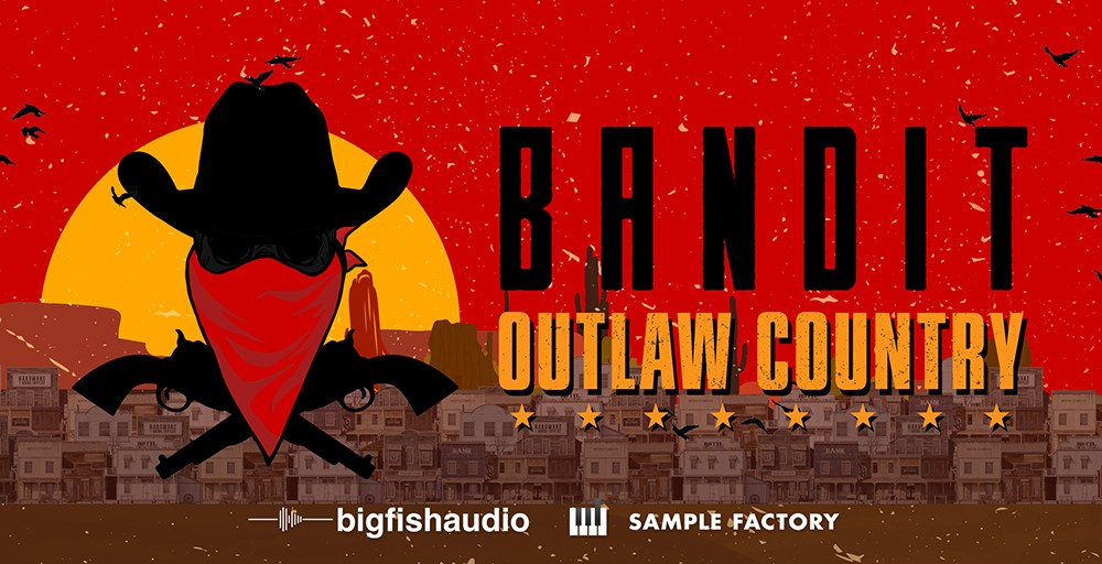 Outlaw Country Banner