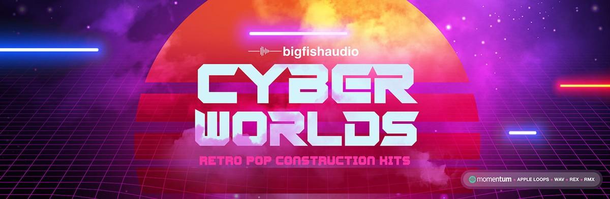 Cyber Worlds Header
