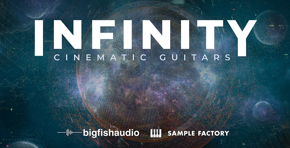 Infinity Cinematic Guitars Header