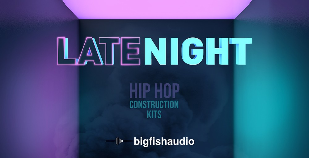Latenight: Hip Hop Header