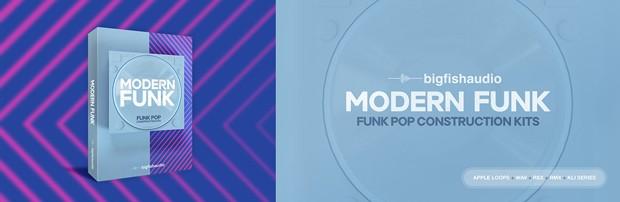 Modern Funk Header
