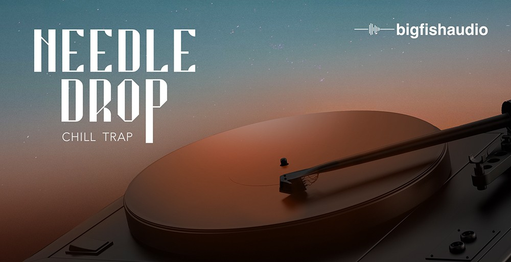 Needle Drop Chill Trap Header Banner